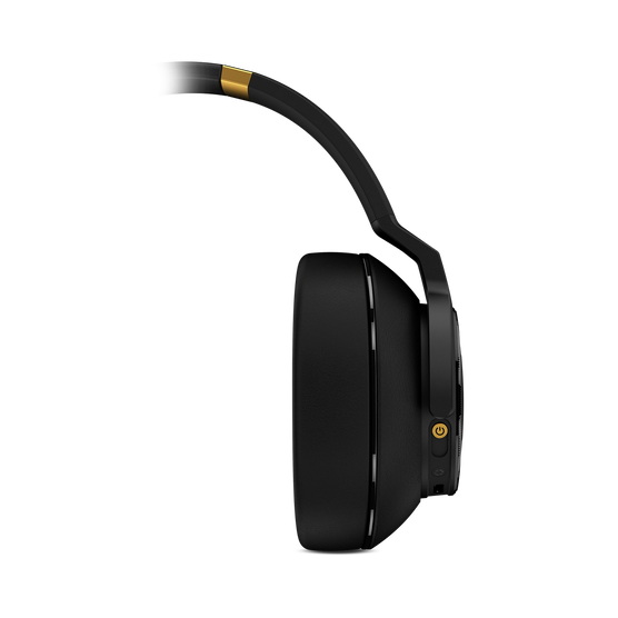 N90Q - Black - Reference class auto-calibrating noise-cancelling headphones - Front