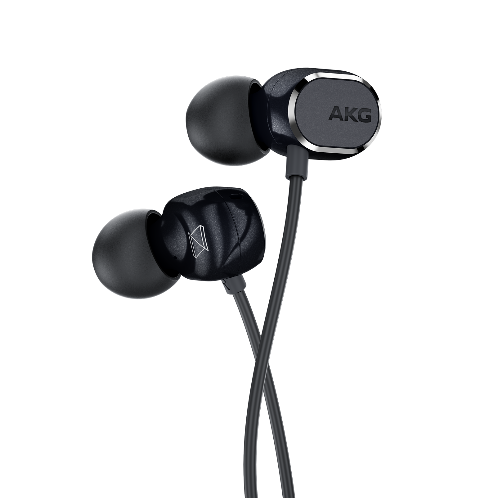 AKG N25 - Black - Hi-Res in-ear headphones - Detailshot 1